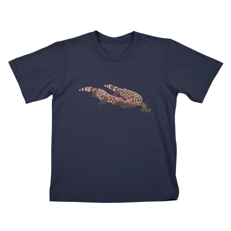 Gila Monsters Kids T-Shirt by Gary Mc Alea Photography's Artist Shop