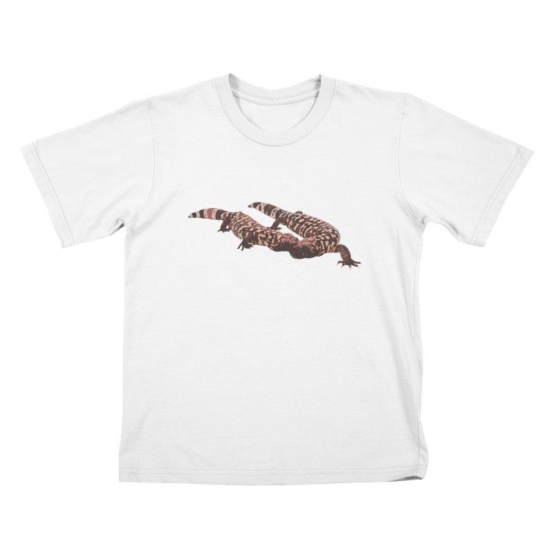 Gila Monsters Kids T-Shirt by Gary Mc Alea Photography's Artist Shop