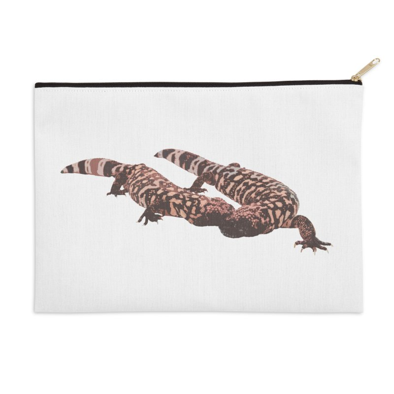 Gila Monsters Accessories Zip Pouch by Gary Mc Alea Photography's Artist Shop