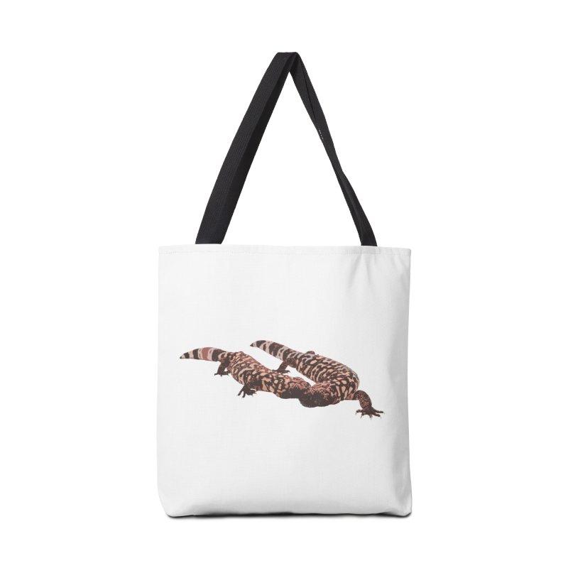 Gila Monsters Accessories Bag by Gary Mc Alea Photography's Artist Shop