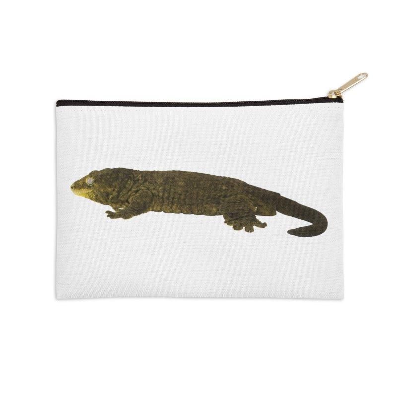Leachianus Gecko Accessories Zip Pouch by Gary Mc Alea Photography's Artist Shop
