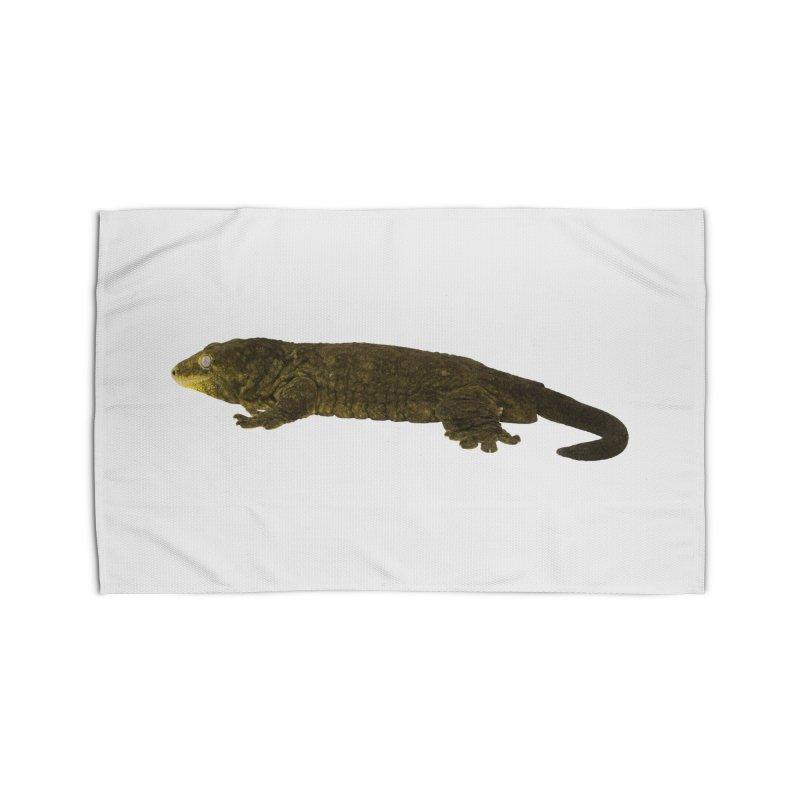 Leachianus Gecko Home Rug by Gary Mc Alea Photography's Artist Shop