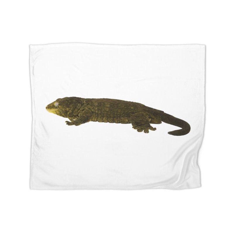 Leachianus Gecko Home Blanket by Gary Mc Alea Photography's Artist Shop