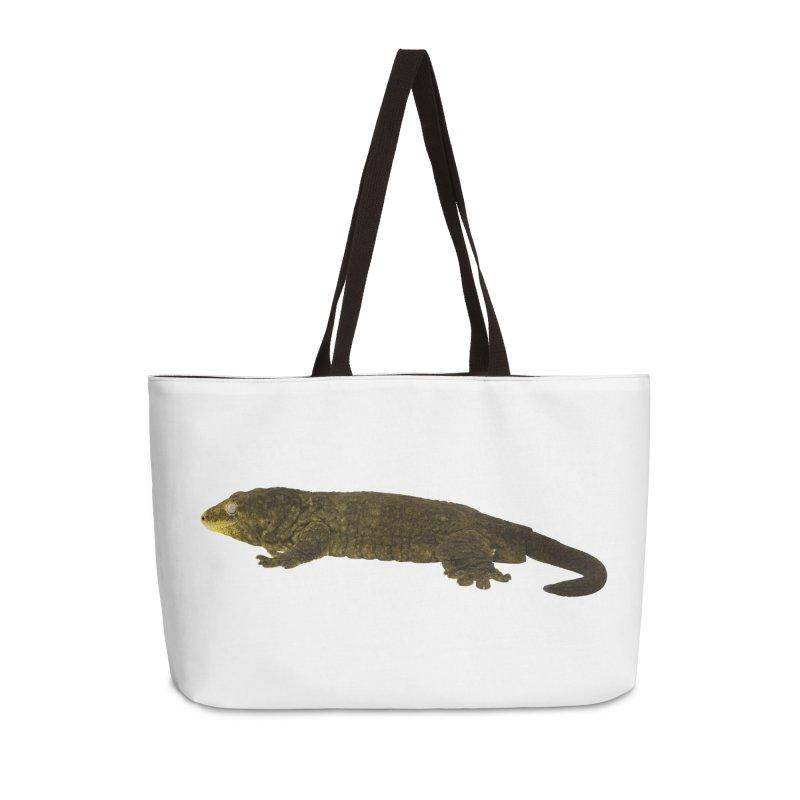 Leachianus Gecko Accessories Bag by Gary Mc Alea Photography's Artist Shop