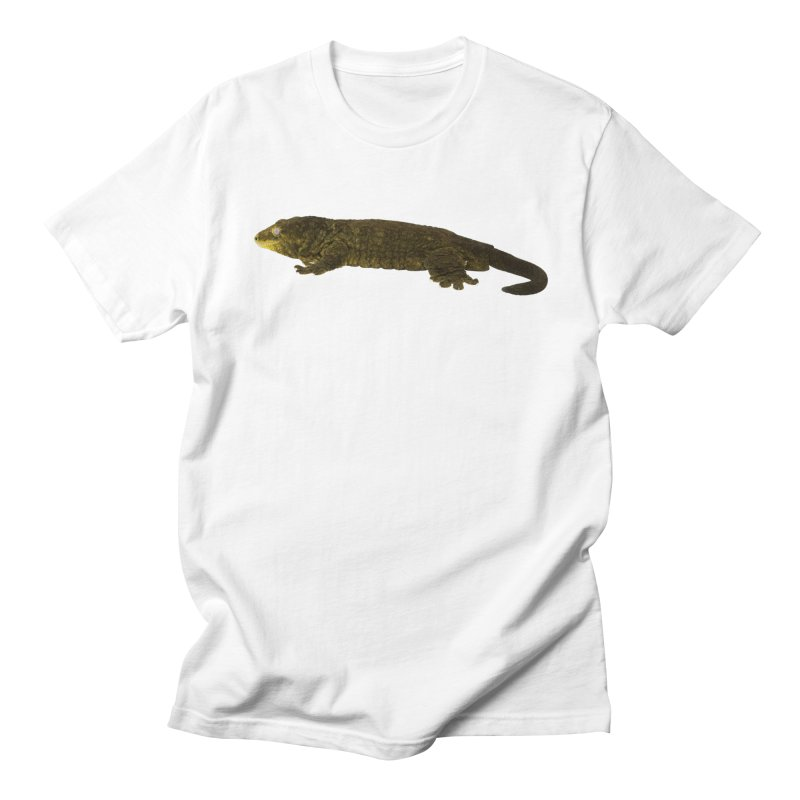 Leachianus Gecko Men's T-Shirt by Gary Mc Alea Photography's Artist Shop