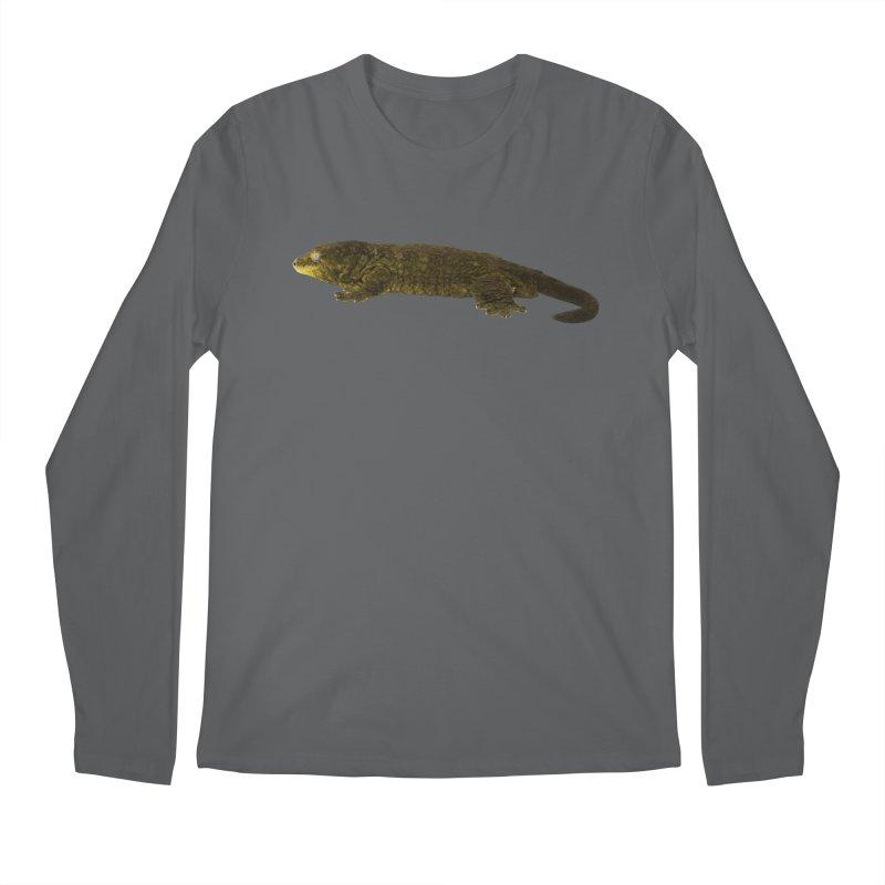 Leachianus Gecko Men's Longsleeve T-Shirt by Gary Mc Alea Photography's Artist Shop