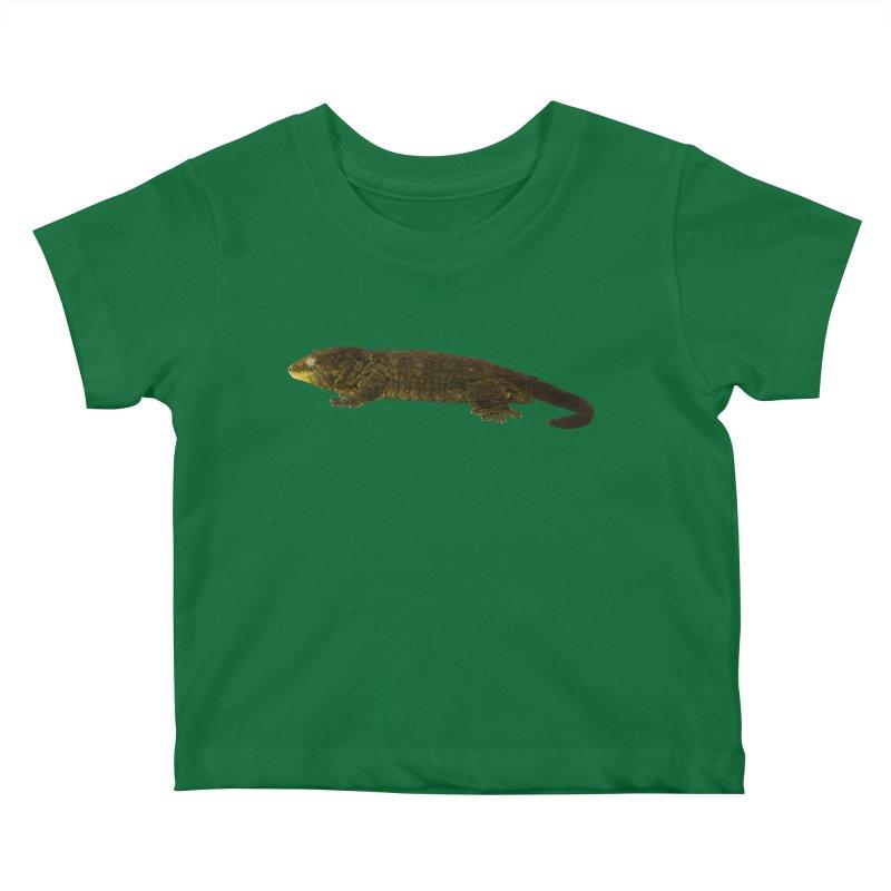 Leachianus Gecko Kids Baby T-Shirt by Gary Mc Alea Photography's Artist Shop