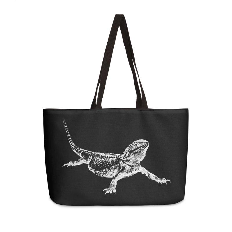 Bearded Dragon Accessories Bag by Gary Mc Alea Photography's Artist Shop