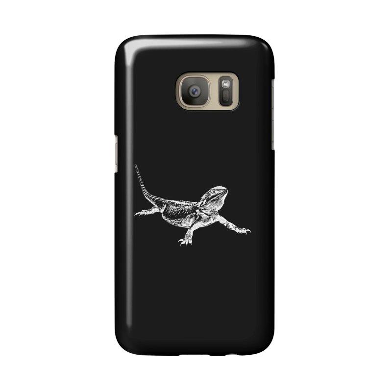 Bearded Dragon Accessories Phone Case by Gary Mc Alea Photography's Artist Shop