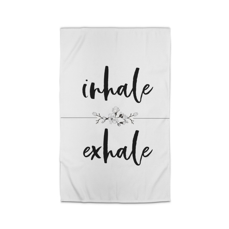 INHALE Home Rug by gasponce