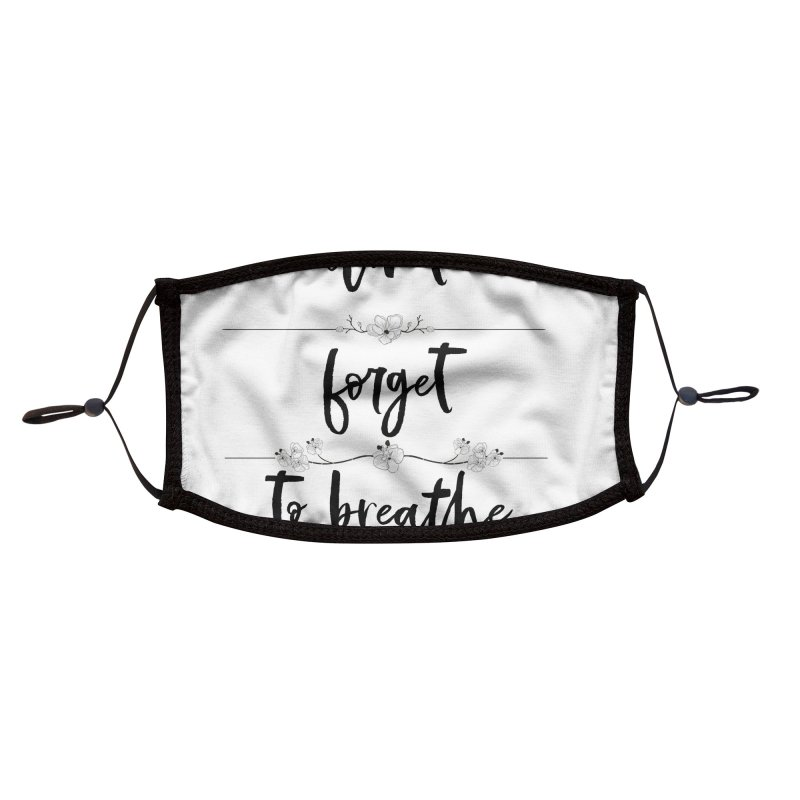BREATHE! Accessories Face Mask by gasponce