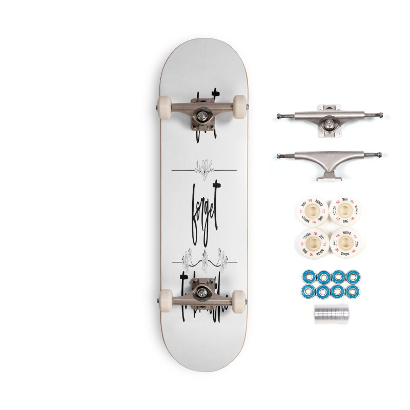 BREATHE! Accessories Complete - Premium Skateboard by gasponce
