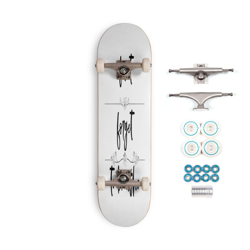 BREATHE! Accessories Skateboard by gasponce
