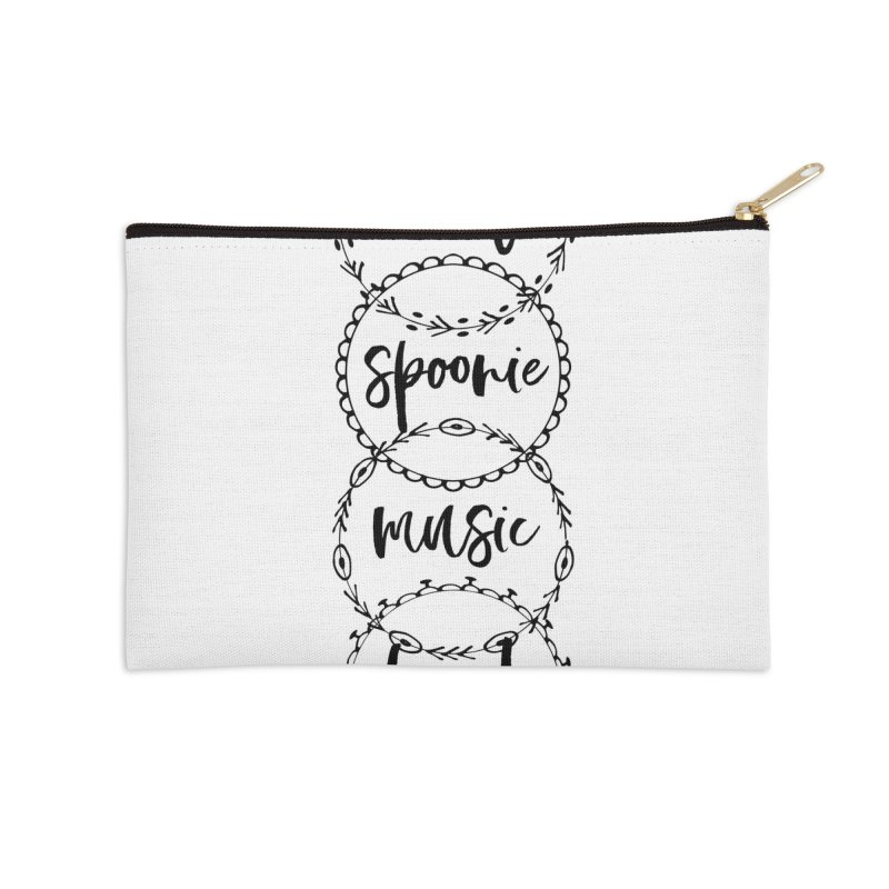 WEIRDO Accessories Zip Pouch by gasponce