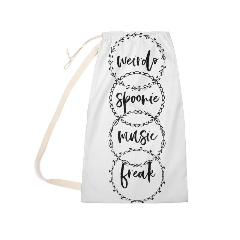 WEIRDO Accessories Bag by gasponce