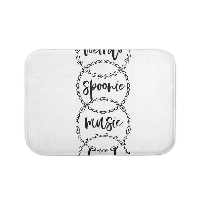 WEIRDO Home Bath Mat by gasponce