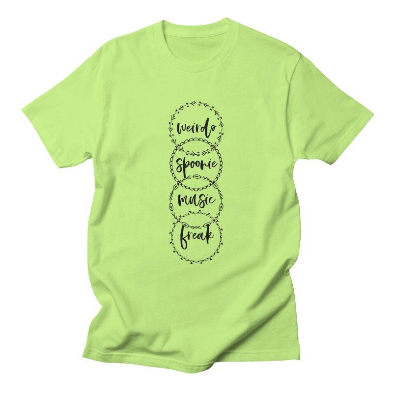 WEIRDO Men's T-Shirt by gasponce