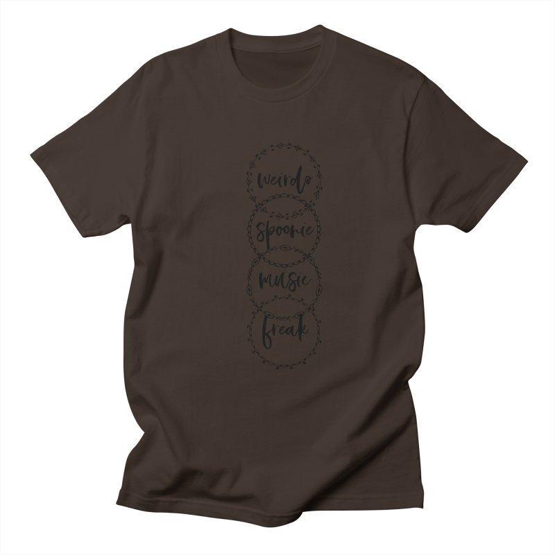 WEIRDO Men's Regular T-Shirt by gasponce