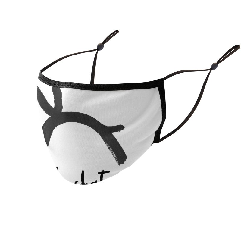 LE CHAT! Accessories Face Mask by gasponce