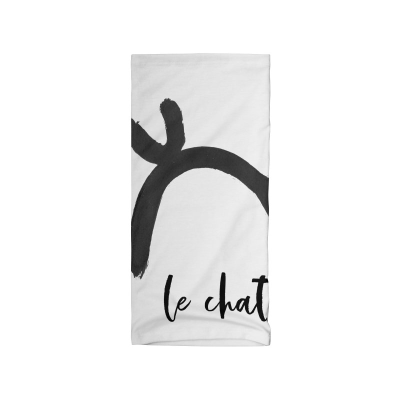 LE CHAT! Accessories Neck Gaiter by gasponce