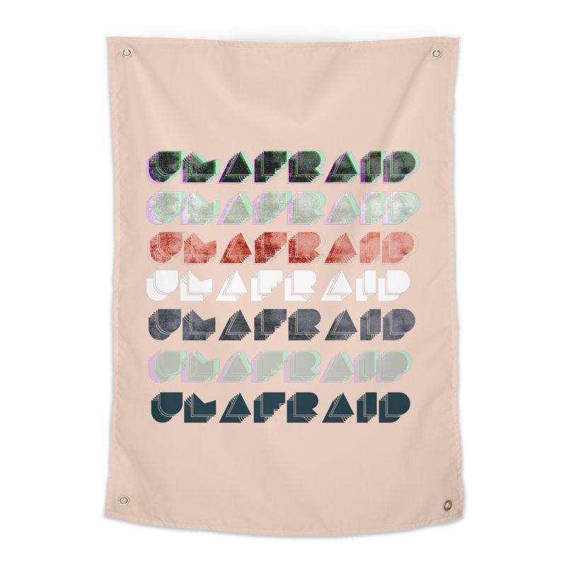 Unafraid!   by gasponce