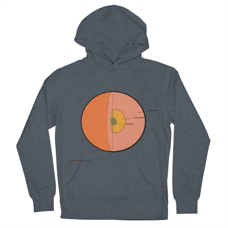 THE FUTURE Men's Pullover Hoody by gasponce
