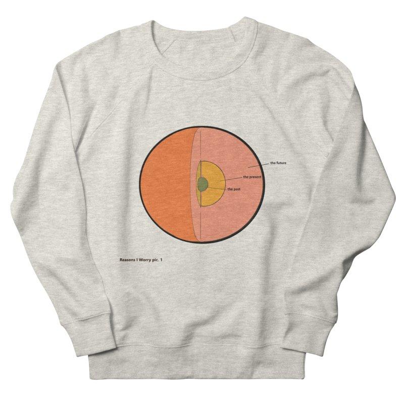 THE FUTURE Men's Sweatshirt by gasponce