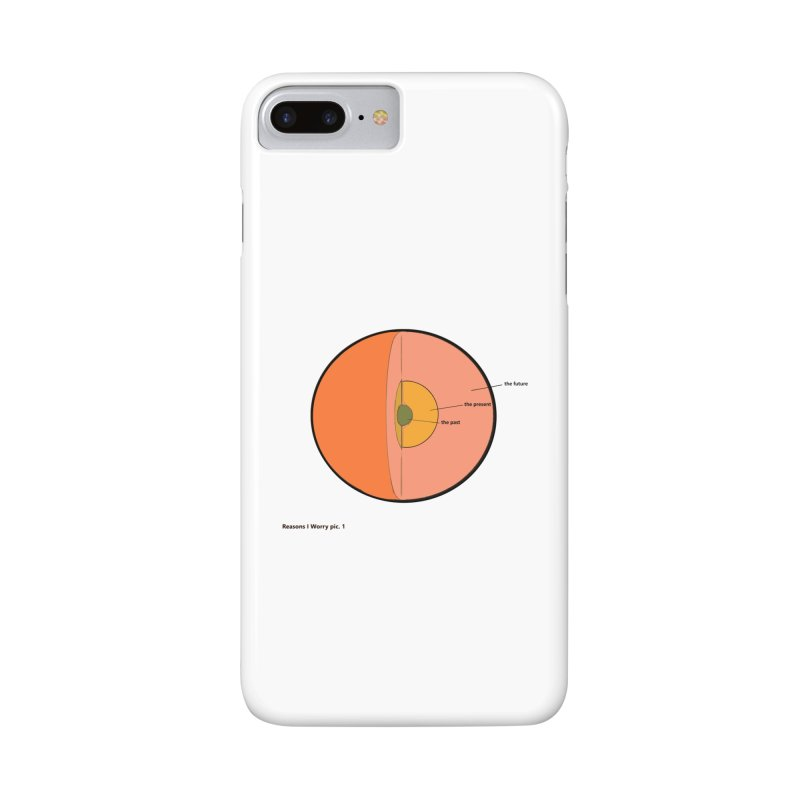 THE FUTURE Accessories Phone Case by gasponce