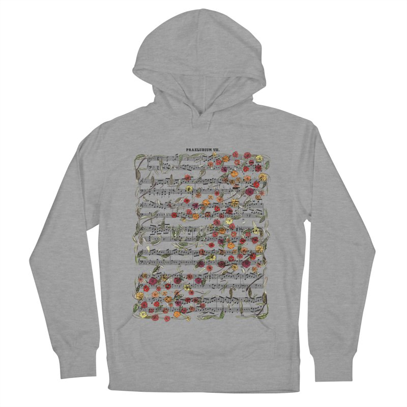 PRELUDE & FLOWERS Women's Pullover Hoody by gasponce