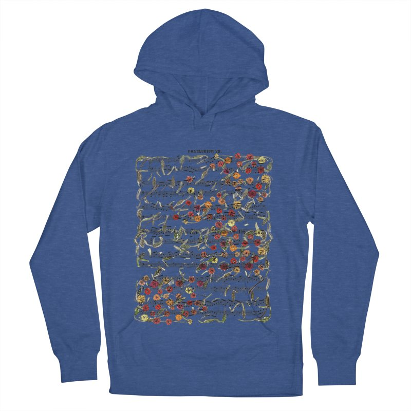 PRELUDE & FLOWERS Men's Pullover Hoody by gasponce