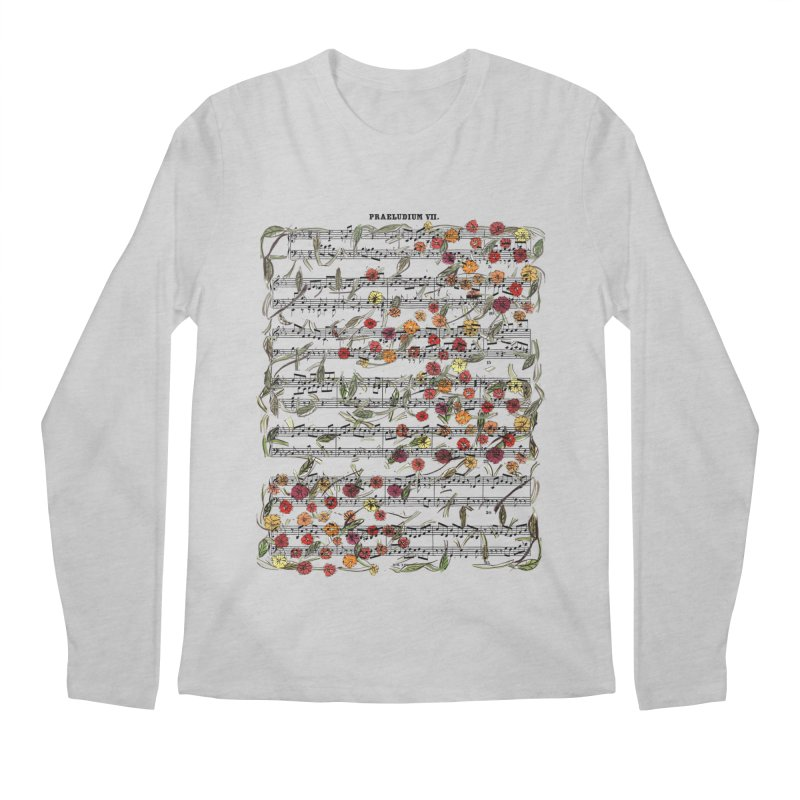 PRELUDE & FLOWERS Men's Longsleeve T-Shirt by gasponce