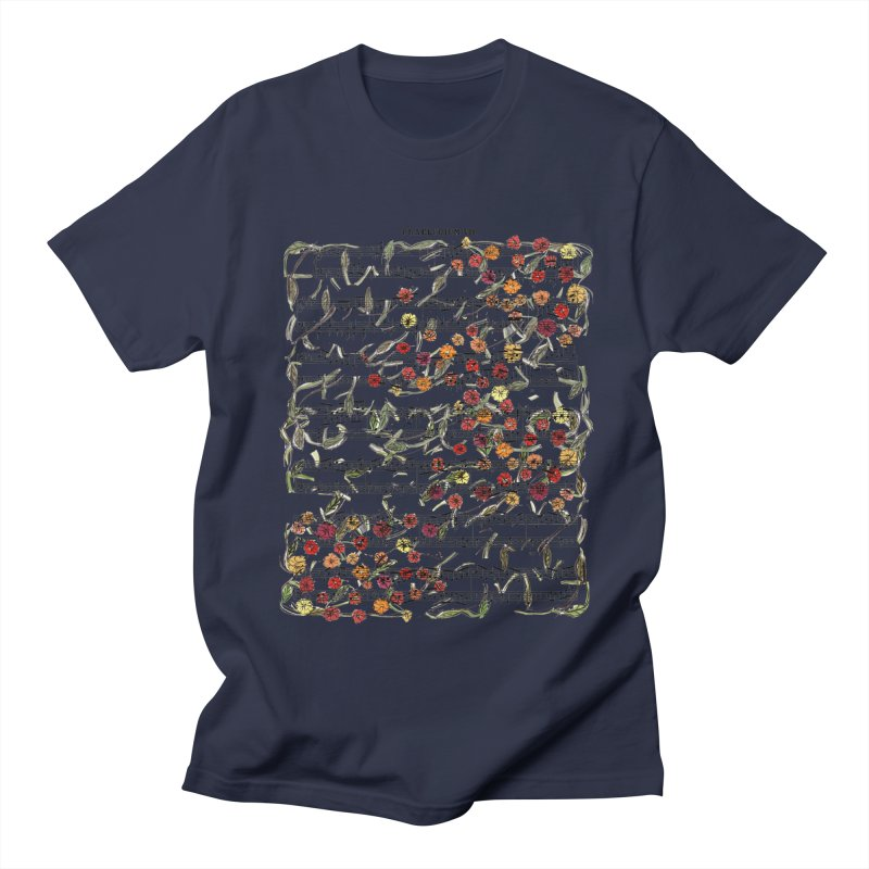 PRELUDE & FLOWERS Men's T-shirt by gasponce