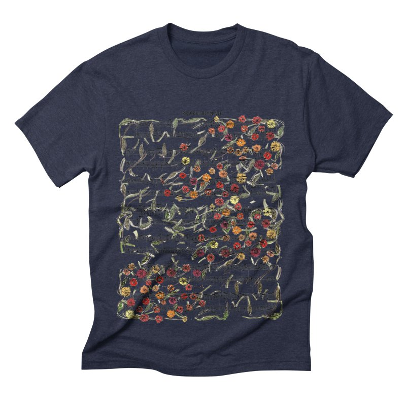 PRELUDE & FLOWERS Men's Triblend T-shirt by gasponce
