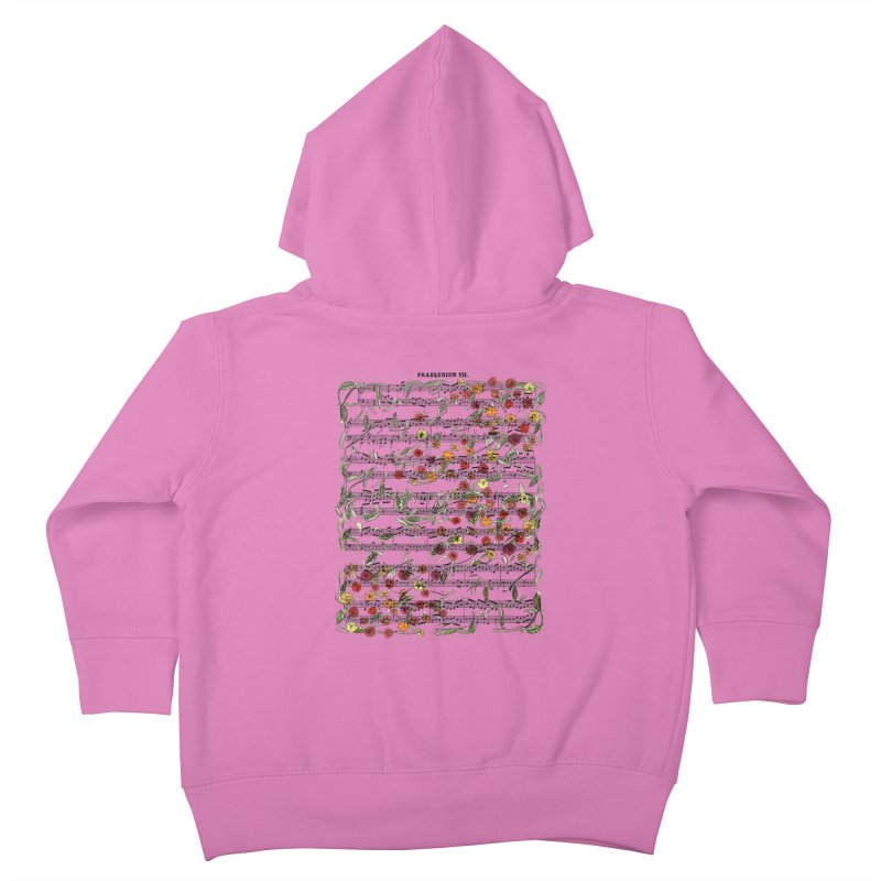 PRELUDE & FLOWERS Kids Toddler Zip-Up Hoody by gasponce