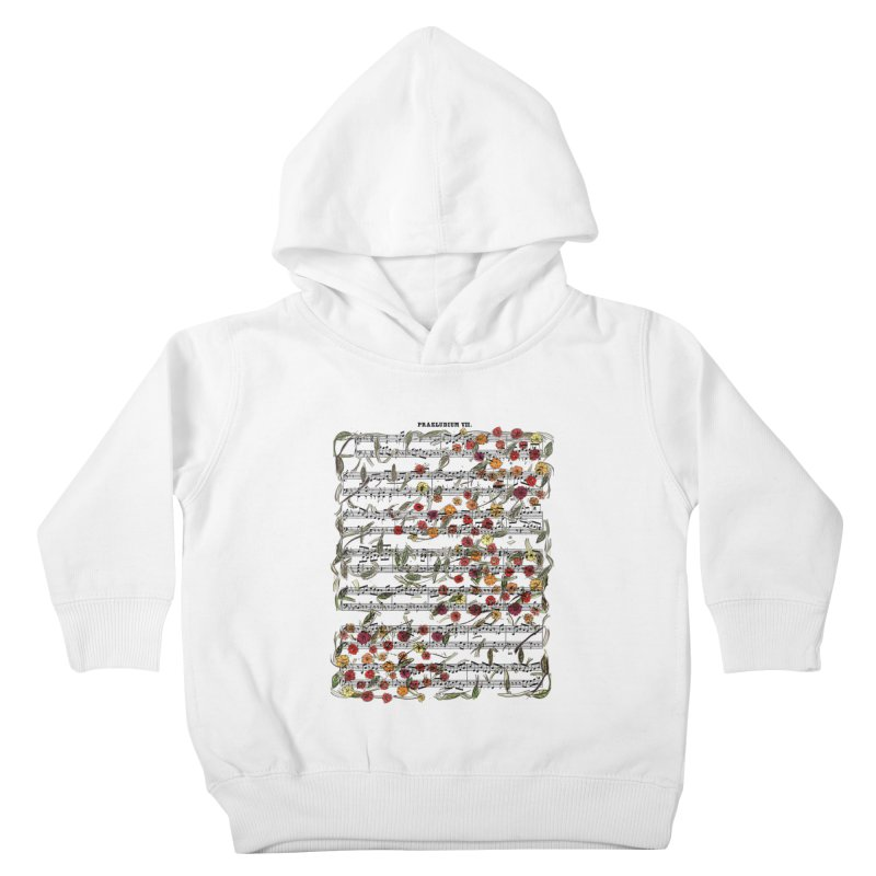 PRELUDE & FLOWERS Kids Toddler Pullover Hoody by gasponce