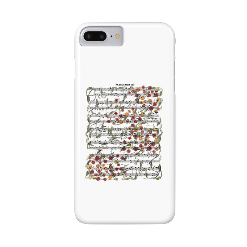 PRELUDE & FLOWERS Accessories Phone Case by gasponce