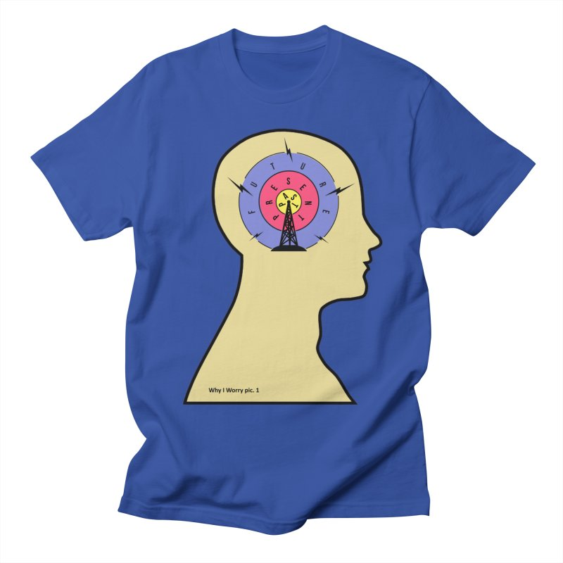 ICONIC ANXIETY! Women's Unisex T-Shirt by gasponce
