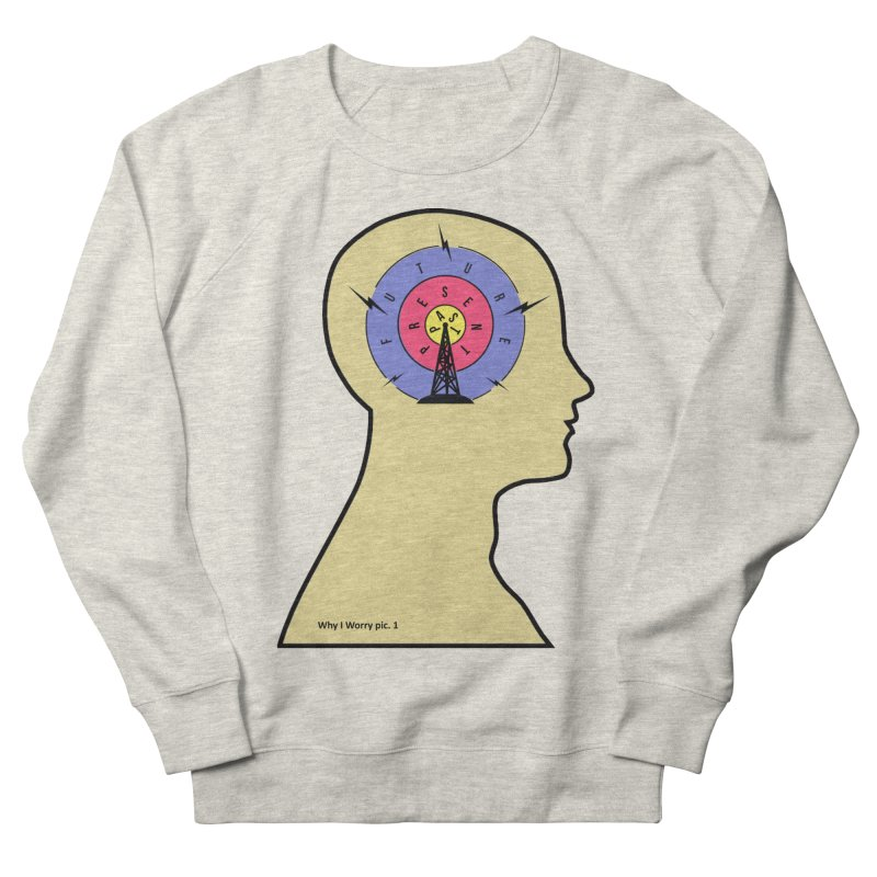 ICONIC ANXIETY! Women's Sweatshirt by gasponce