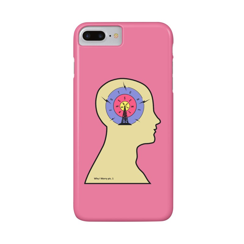 ICONIC ANXIETY! Accessories Phone Case by gasponce