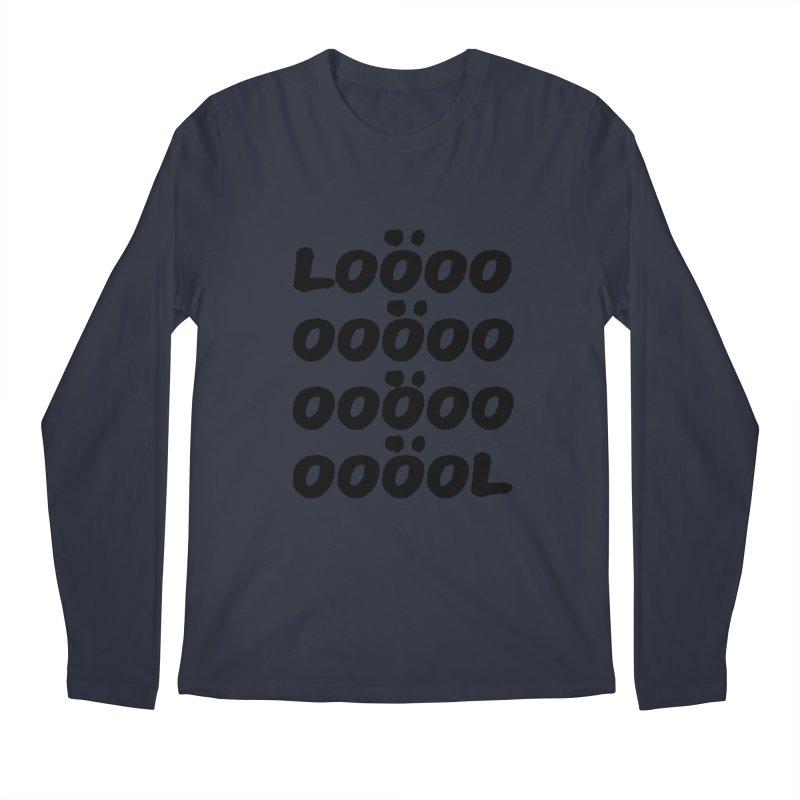 LOL Men's Longsleeve T-Shirt by gasponce