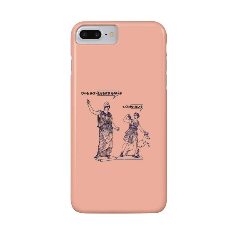 GODDESS STATUS 2.0 Accessories Phone Case by gasponce