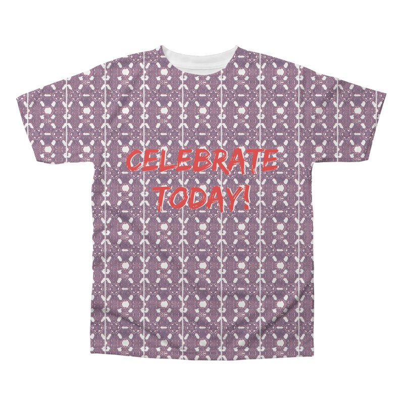 Celebration! Men's Regular All Over Print by gasponce