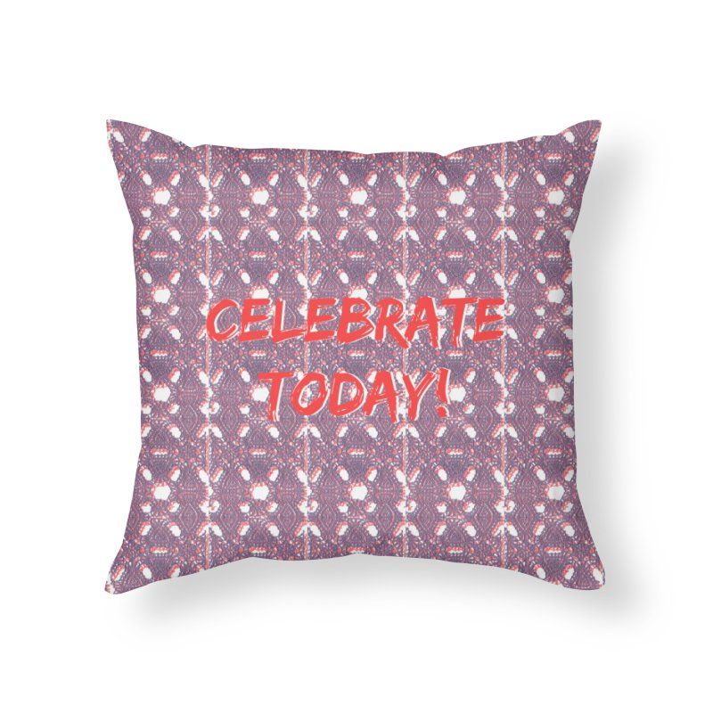 Celebration! in Throw Pillow by gasponce