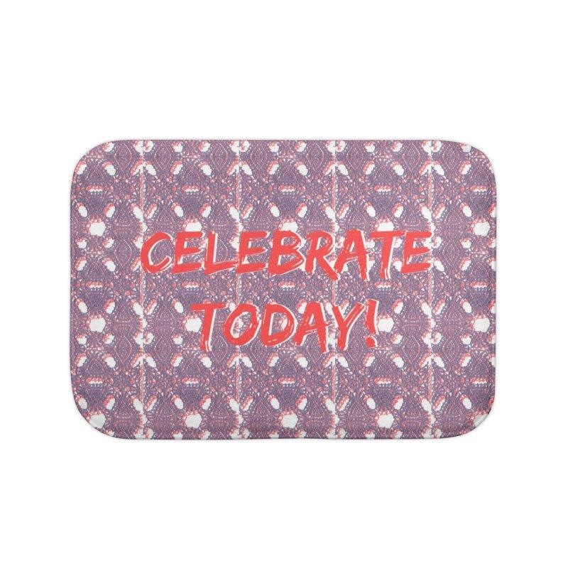 Celebration! Home Bath Mat by gasponce