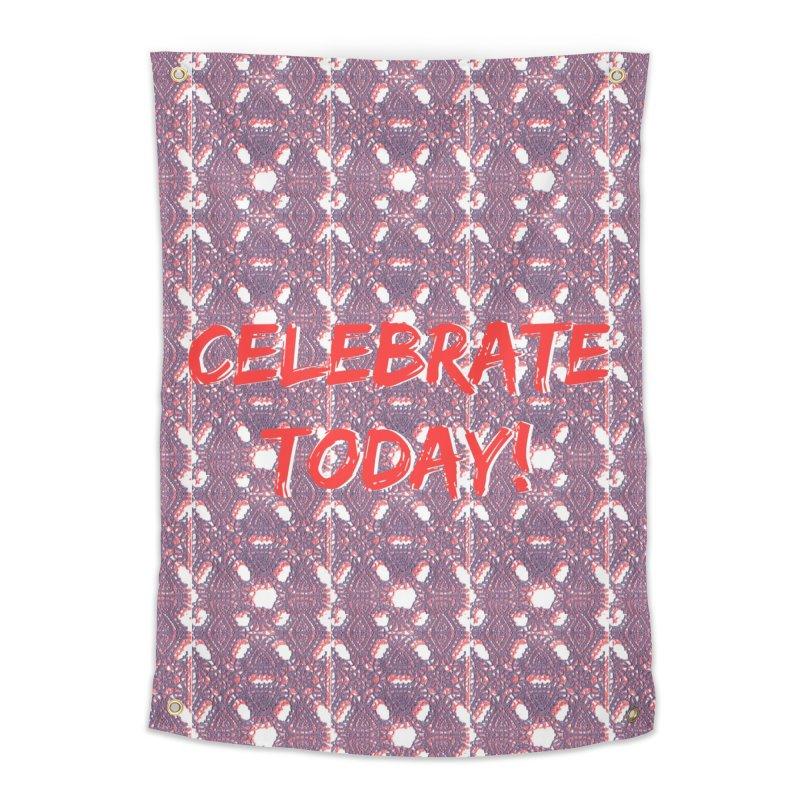 Celebration! Home Tapestry by gasponce