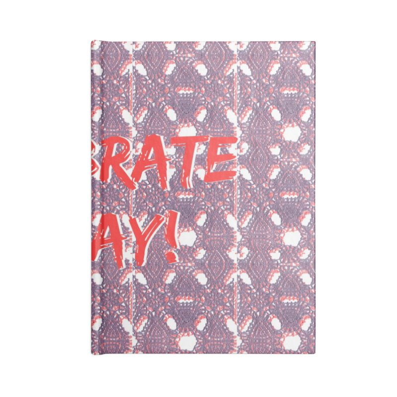 Celebration! Accessories Notebook by gasponce