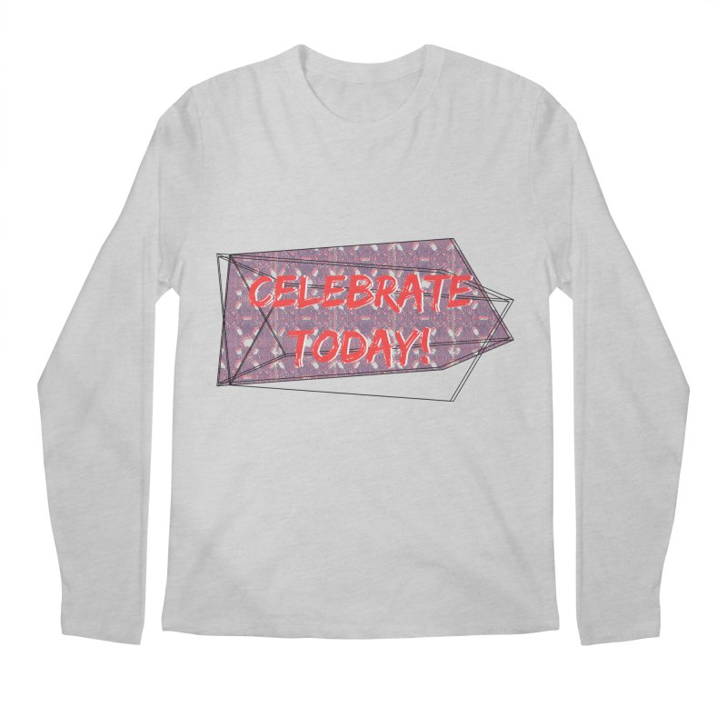 Celebration! Men's Longsleeve T-Shirt by gasponce