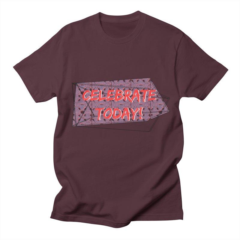Celebration! Men's T-shirt by gasponce