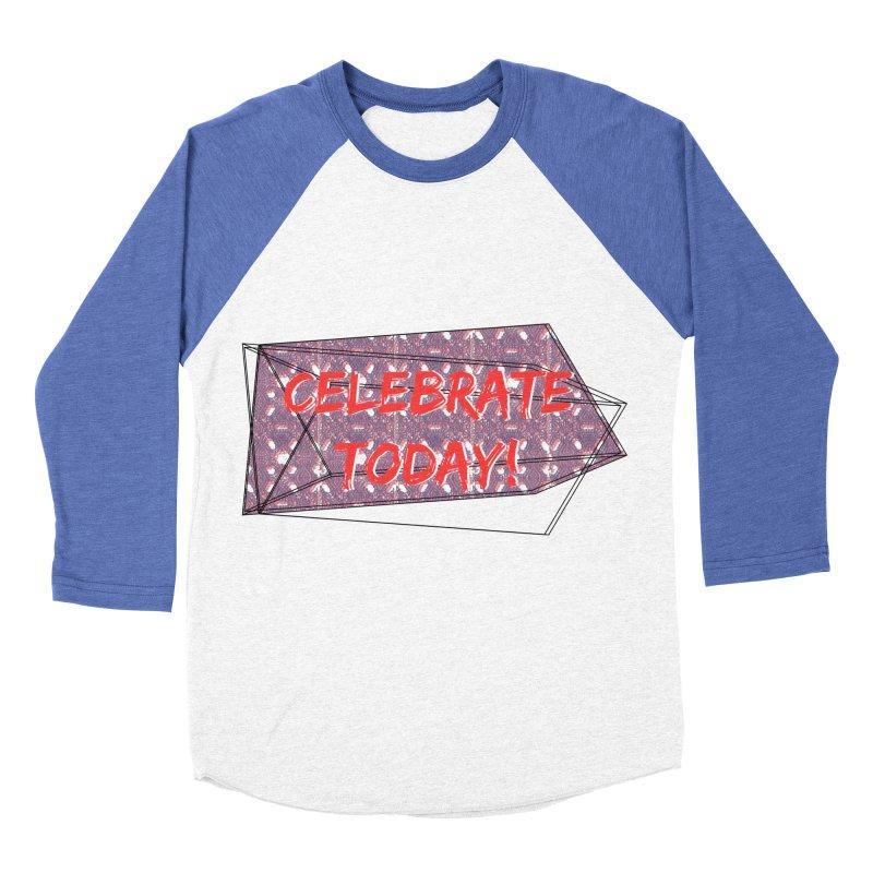 Celebration! Men's Baseball Triblend T-Shirt by gasponce