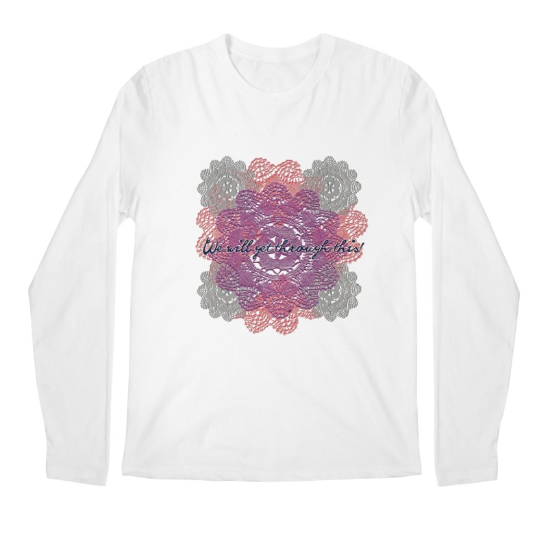 Dainty Survival Pack! Men's Longsleeve T-Shirt by gasponce